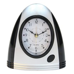 Desktop Alarm Clock with Snooze and Light
